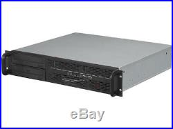 NORCO RPC-231 Black 2U Rackmount Server Chassis