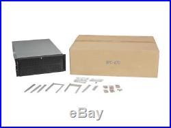 NORCO RPC-470 Black 4U Rackmount Server Case