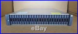 NetApp DS2246 Disk Shelf with 24x 600GB SAS X422A-R5 Hard Drives 2x IOM6 2x PSU