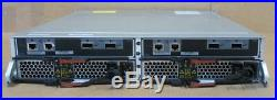 NetApp DS2246 NAJ-1001 Disk Array 2x IOM6 Controller 111-00690 + 24x Caddies