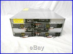 NetApp DS4486 24 Port 48 Hard drive 4U Disk expansion array Shelf IOM6 NAJ-1101