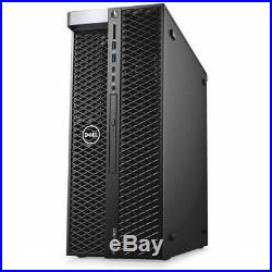 New Dell Precision T7820 Workstation Tower CTO Configure-To-Order 4x3.5 HDD Bay