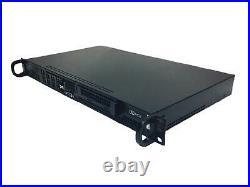 New In Box SuperMicro 1U Half Depth X11SDV-4C-TP8F x1 D-2123IT 2Bay 2.5in 1xPSU