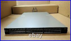 New Mellanox 36-port MSX6790 SX6790 QSFP QDR InfiniBand Switch EMC OEM 2 x PSU