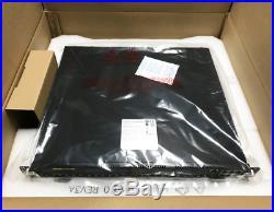 New Quanta LB6M 10GbE 24-Port SFP+ 4x 1GbE L2/L3 Switch NEW IN BOX