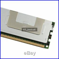 New Samsung 64GB 4X 16GB DDR3 4RX4 PC3-10600R 1333MHz 240Pin ECC REG Server Ram