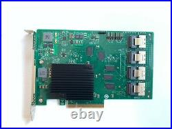 OEM LSI 9201-16i 6G 16P SAS HBA P19 IT Mode ZFS FreeNAS unRAID 4 Cable SATA US