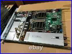 Openrack OCP 19 1U Server Xeon 12 Cores 2.4Ghz 32GB DDR4 Dual 10GB SFP+ Dual PS