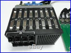 PCIe NVME SSD SAS CARD EXPANDER DELL POWEREDGE SERVER R720 R820 YPNRC 22FYP