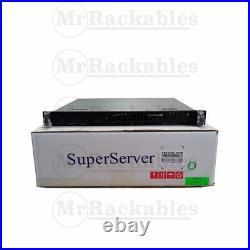 PFSENSE UXS Server 1U Open Source Router X8SIE-F X3450 Quad Core 8GB 2x 1GBE SSD