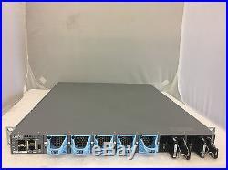 QFX5100-48T-AFI Juniper QFX5100-48T with QFX-JSL-EDGE-ADV1, FREE SHIP