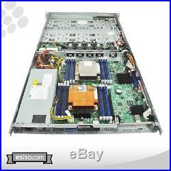 QUANTA QSSC-2ML 1U SERVER WITH 2x XEON 6 CORE E5-2640 2.5GHz 16GB RAIL NO HDD