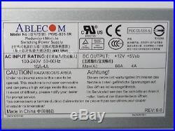 QUANTUM DXi6500 SUPERMICRO CSE-826 12-BAY JBOD SAS STORAGE ARRAY CHASSIS JBPWR2