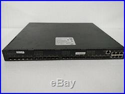 Quanta LB6M 24-Port 10GbE SFP+ & 4x 1GbE L2/L3 Switch With Dual AC Power Supply