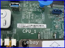 Quanta QuantaGrid D52B-1U Bare Bone Scalable Server LGA3647 DDR4 25GbE NIC Rails