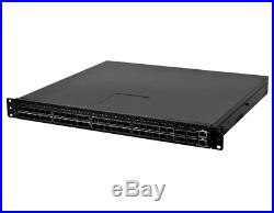 QuantaMesh QCT T3048-LY2 48 Port Switch 48x 10Gbe + 4x 40Gbe Powerful Spine/Leaf