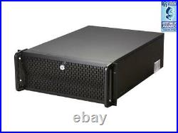 Rosewill RSV-L4000 4U Rackmount Server Case / Chassis 8 Internal Bays, 7 Coo