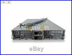 SUPERMICRO 2U FAT TWIN 6026TT-HDTRF 2 NODE X8DTT-HF+ 4x E5620 16GB 12x TRAYS