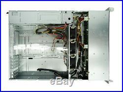 SUPERMICRO CSE-216 2U BareBone Chassis With SAS 2 Back Plane & 2x 1200W
