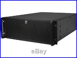 Server Case or Chassis, 4U Rackmount, 7 Included Cooling Fans, 10 Internal Bays