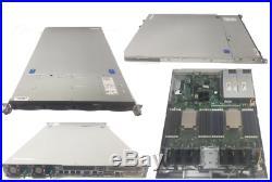 Server Intel LGA 2011 2x E5-2640 v1 Xeon NO RAM DDR3 CPU C602 Rack 1U