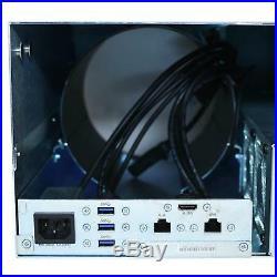 Sonnet xMac Pro Server Thunderbolt 2 PCIe Enclosure with Mobile Rack MR-MPM-X3HD