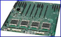 Special Supermicro Server 4U 24 Bay X10QBI 4x 15C for 60 Cores 16GB 96x Dim Slot