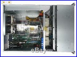 SuperMicro 4U CSE-846 24 Bay SAS2 BP with X9DRi-F/2x 6 Core E5-2620 2Ghz IT MODE