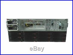 SuperMicro 4U CSE-847 36 Bay SAS2 BP, 1400W Barebone Server