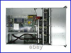 SuperMicro 4U CSE-847 SAS 2 With X8DTU-F 36x Trays 2x PWS Barebone Server