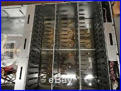 SuperMicro / Chenbro 4U 48Bay Storage Chassis NR40700, Emac MTW-5820V P. S. NEW