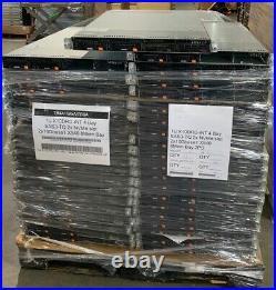 Supermicro 1U 4 Bay Server 2x NVME Slots X10DRD-iNT 2x Xeon E5-2620 v3 32GB X540