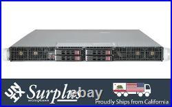 Supermicro 1U Server Mining 3 GPU Tesla Slot Xeon 20 Core 3.0Ghz Turbo 128GB Ram