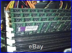 Supermicro 24 Bay Chassis SAS846TQ Server AMD QC 2.2GHz 16GB H8DME-2