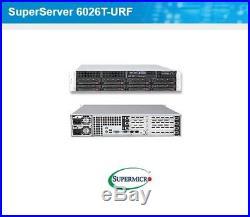 Supermicro 2U 8 Bay Storage Server, 8 Core, 24GB RAM, great for NAS build