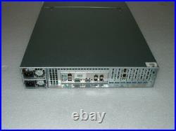 Supermicro 2U X8DT3 2x E5620 2.4ghz 8-Cores / 48gb Ram / 12x Trays / 2x 720w