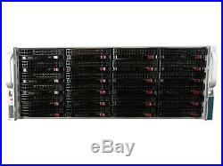 Supermicro 4U 24 Bay Barebone chassis With SAS846EL2 2x PWS-902-1R & Rails