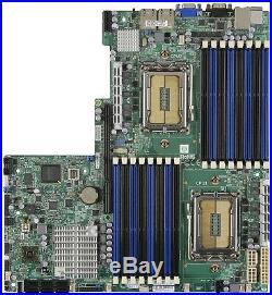Supermicro 4U 36 Bay Freenas ZFS Unraid Server 2x AMD 6378 16 Cores 32GB RAIL