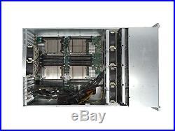 Supermicro 4U 848A-R1K62B / X9QRI-F+ / Barebone Server / 24x Trays / Rails