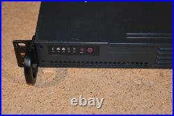 Supermicro 504-2 1U Rackmount 6 Port Firewall Server Quad Core Xeon 8GB PFsense