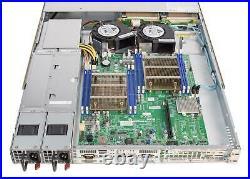 Supermicro 6017R-TDLRF X9DRD-LF Dual XEON LGA2011 1U 2x 3.5 Server Barebones