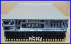 Supermicro CSE-417 72-Bay Fast Direct attached Storage JBOD Array + 2x PSU