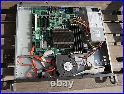 Supermicro CSE-512B, X8SIL-F, Xeon 3440, 32GB RAM 1U server