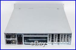 Supermicro CSE-826BE16-R920LPB 2U Server Chassis 2x 920W 12-Bay BPN-SAS2-826EL1
