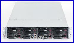 Supermicro CSE-826BE16-R920LPB 2U Server Chassis 2x920W 12x 3.5 BPN-SAS2-826EL1