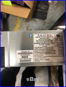 Supermicro CSE-826E1-R800LPB 2U Case Rackmount Server Chassis 3x Fans 800W P/S