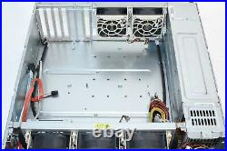 Supermicro CSE-836 BPN-SAS2-EL1 2x 900W PSUs 3U Case Rackmount Server Chassis