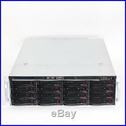 Supermicro CSE-836BE16-R920B 3U Server Chassis 2x 920W 16-Bay BPN-SAS2-836EL1