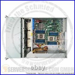 Supermicro CSE-846 X9DRi-F 19 4U 24x 3,5 LFF 2xXEON E5-2600v1/v2 DDR3 Server