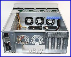 Supermicro CSE-846E1-R900B 4U Server Chassis 2x900W 24-Bay 3Gbps BPN-SAS-846EL1